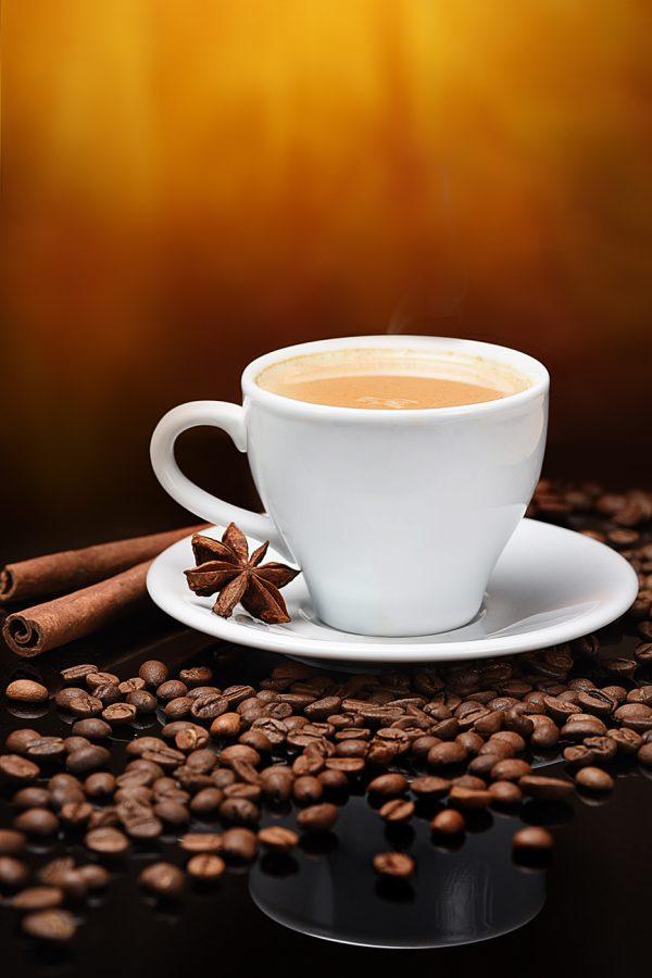 фотография кофе